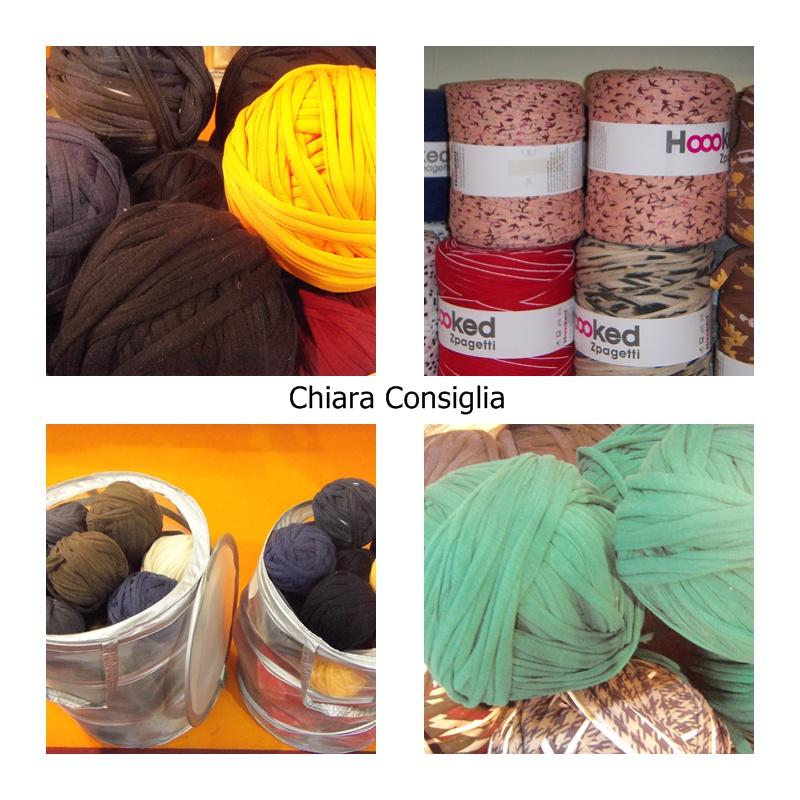 Fettuccia in cotone e lana a Kreativ e in vendita on-line da Infilando