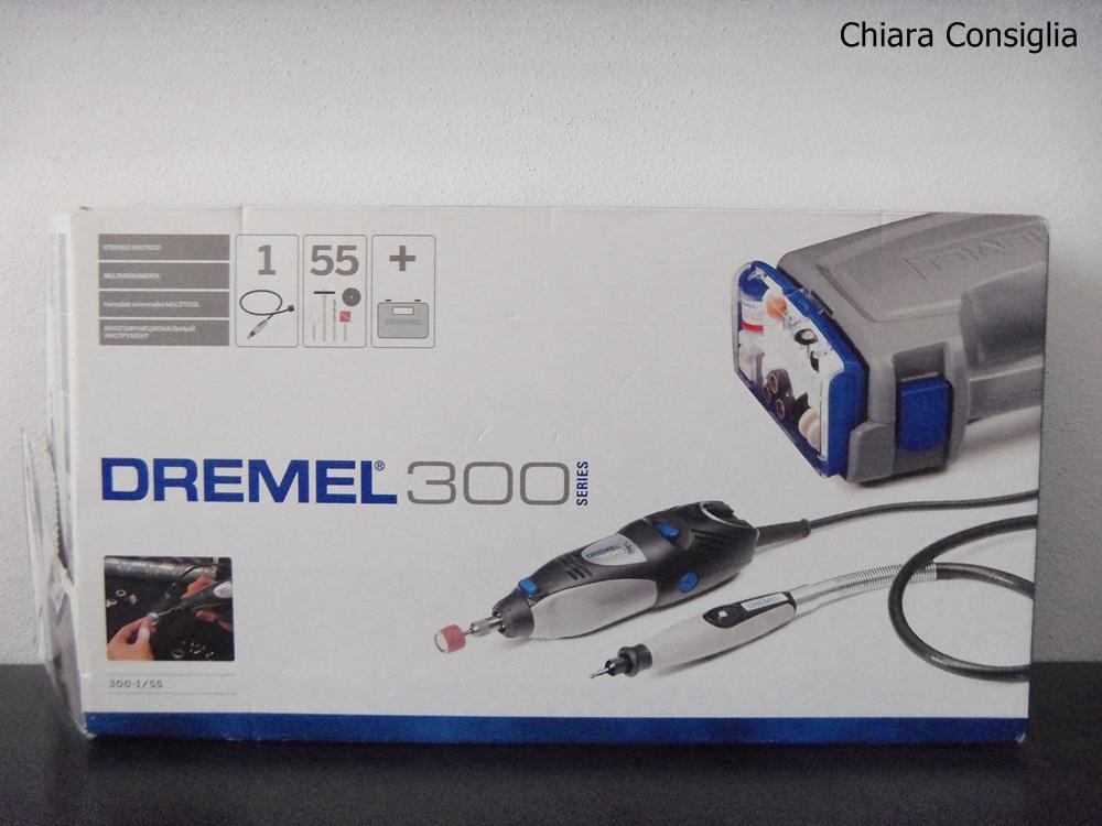 Dremel 300 è Un Multiutensile, Ideale Per Tutte Le Creative Che Seguono  Lavori Di Precisione.
