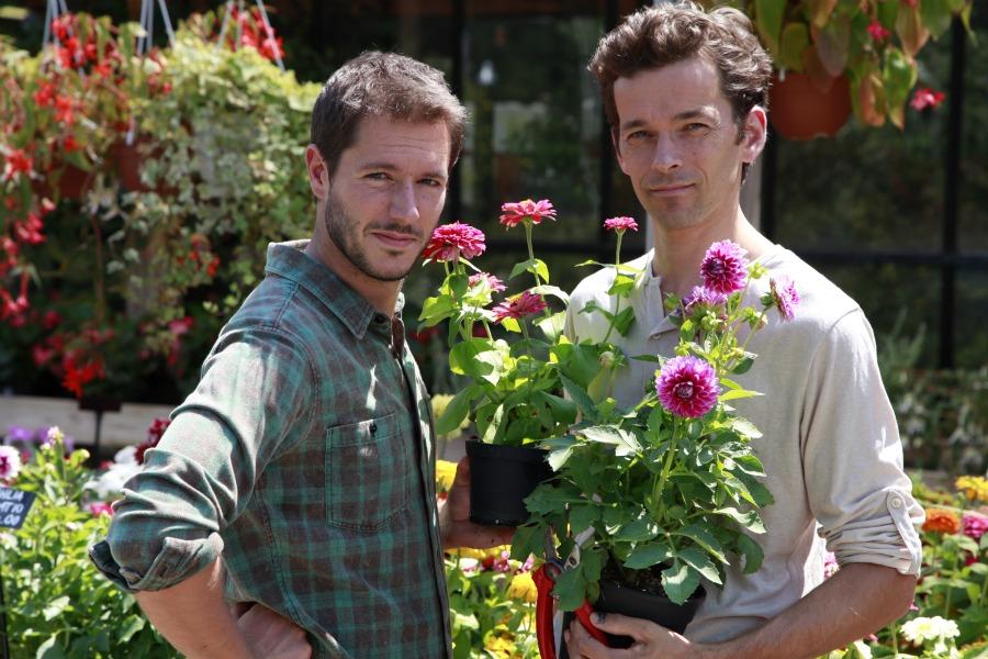Giardinieri in affitto? Vittorio e Jonathan al vostro servizio!