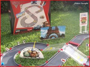 La nuovissima pista delle biglie Big Cars2-Quercetti