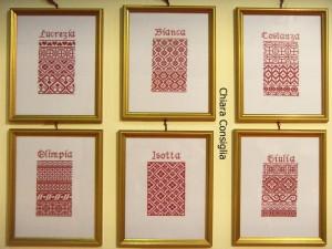 Antichi ricami: la magia del Broderie Suisse