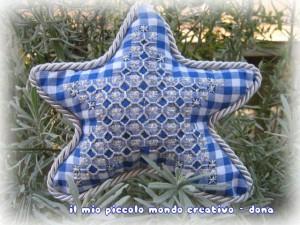 La foto del giorno: la stella Broderie di Donatella