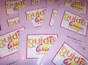 Sono arrivate le Guide, le foto in esclusiva!!!