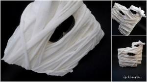 Come realizzare delle mummie decorative: tutorial