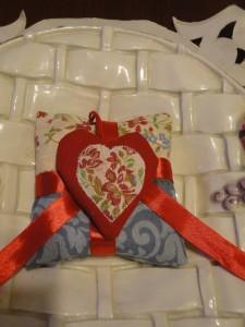 La foto del giorno: cuscinetto profuma biancheria di Roberta