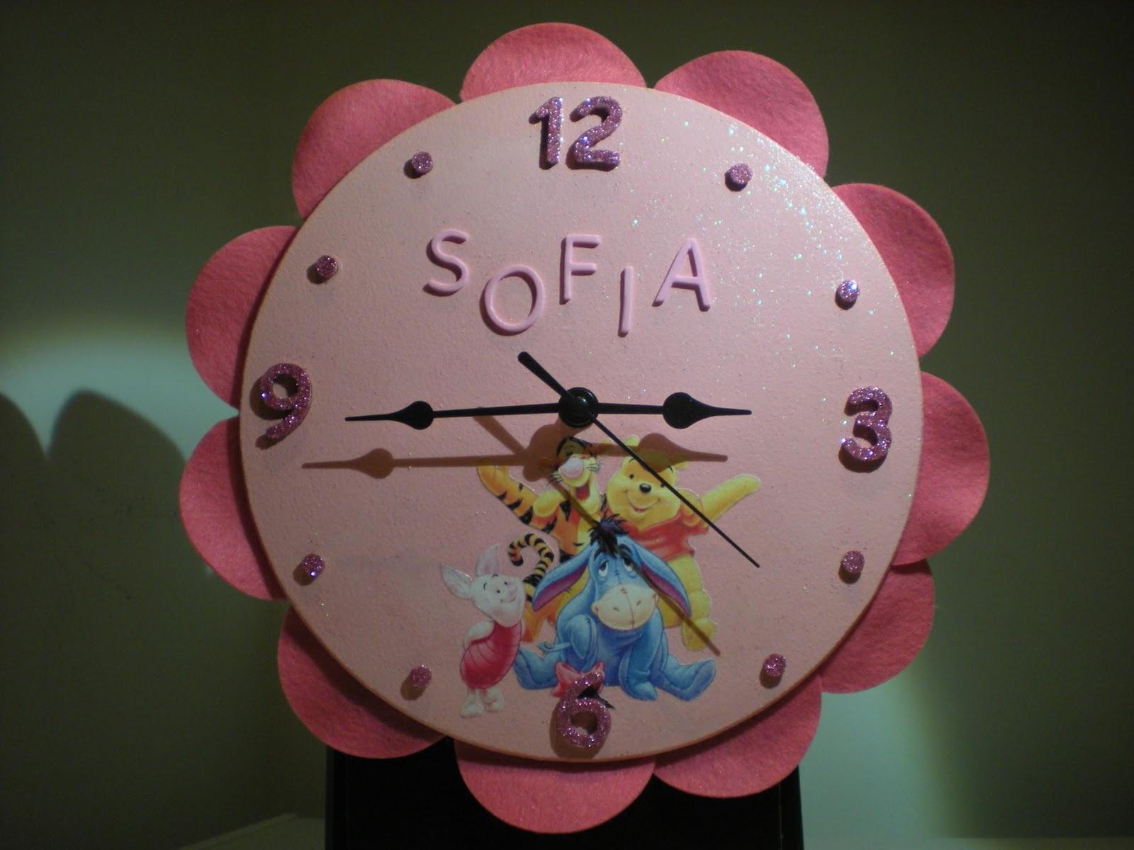 La foto del giorno: l'orologio di Monica