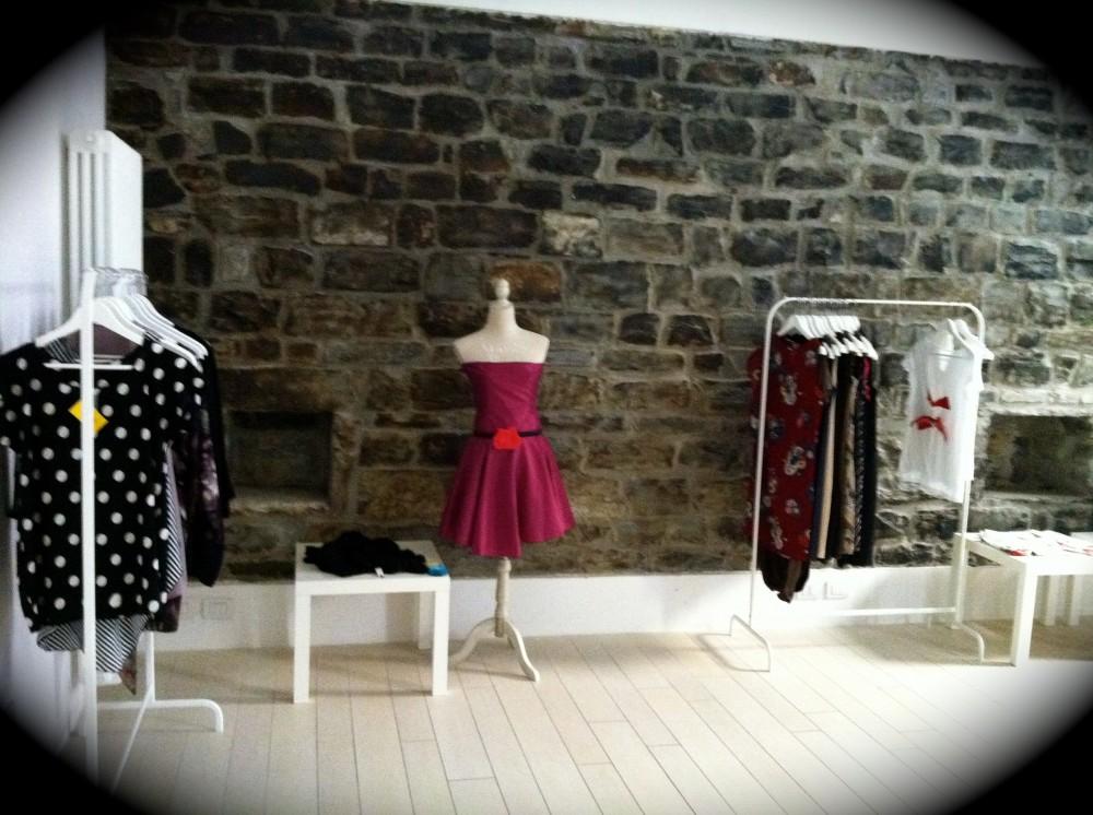 Apre Stesy Lab, il laboratorio di moda di Silvia Stefanini