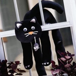Come realizzare il gatto nero per Halloween: tutorial
