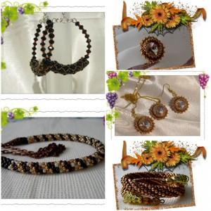bijoux d'autunno
