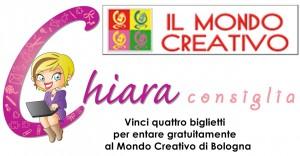 Giveaway di Chiara Consiglia: in palio quattro biglietti omaggio per Il Mondo Creativo di Bologna