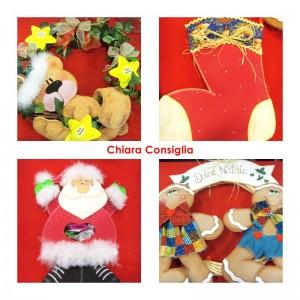 Decorazioni di Natale in Gomma Crepla al Mondo Creativo