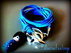 La foto del giorno: il braccialetto di Pulseras Feelings