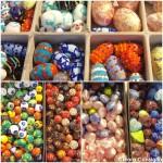 La magia e i colori delle perle di Murano al Mondo Creativo