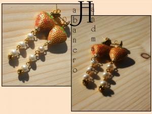 La foto del giorno: gli orecchini di Habanero Handmade