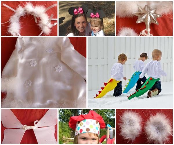 506ac7b85c4d Accessori per i vestiti di Carnevale: tutorial, idee, cartamodelli