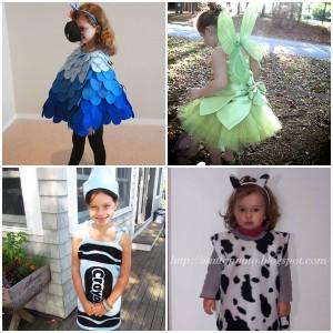 Vestiti di Carnevale veloci da realizzare: idee, tutorial, cartamodelli