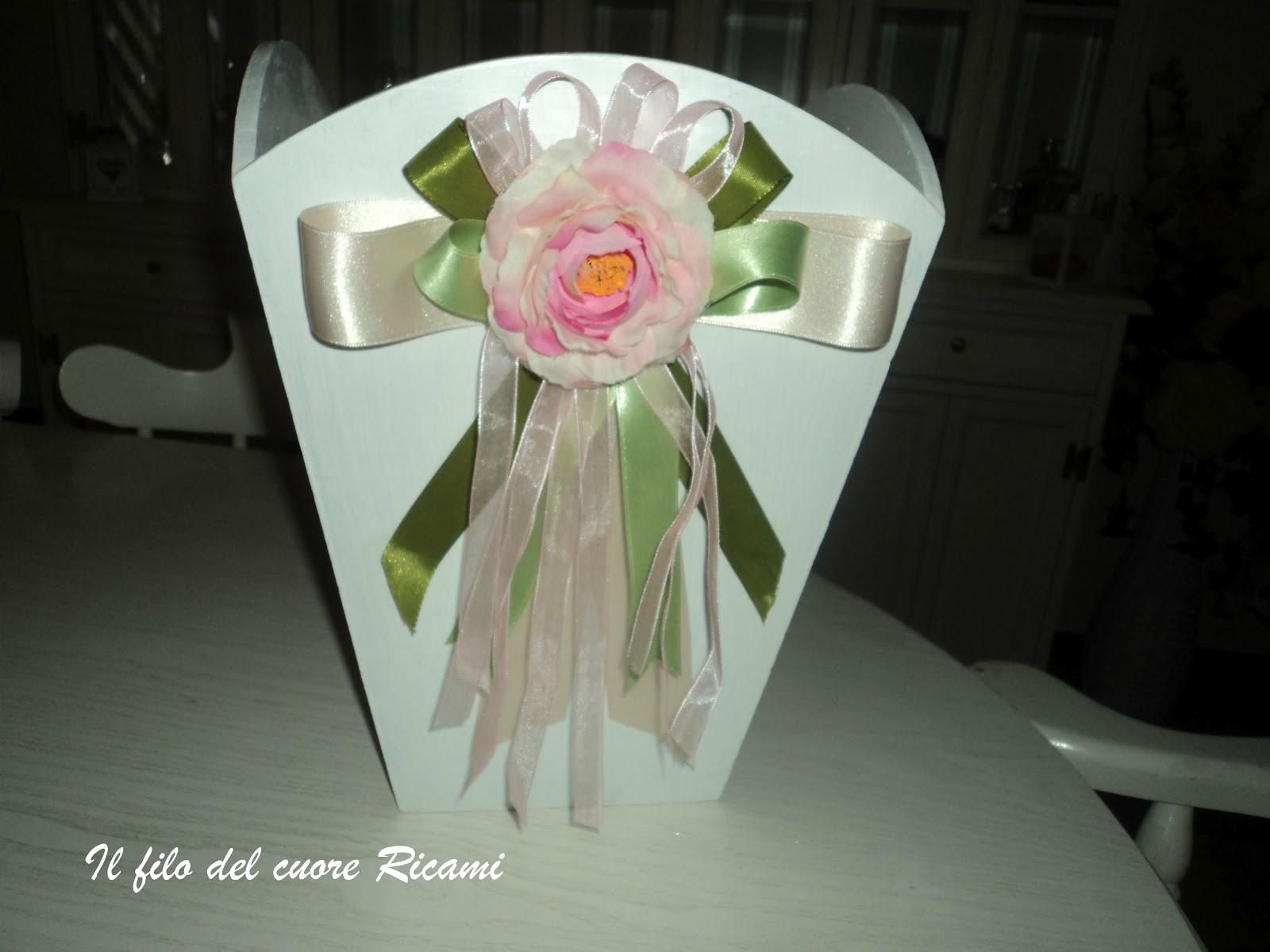 La foto del giorno: il vaso dipinto e decorato di Loredana