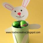 Segnaposto per la tavola di Pasqua