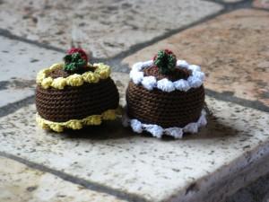La foto del giorno: i dolcetti all'uncinetto di Simona