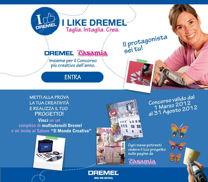 I Like Dremel: concorso creativo su Facebook