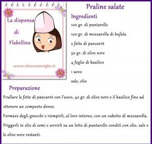 praline salate