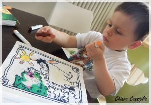 Color Wonder: i pennarelli che non sporcano