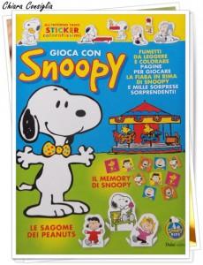 Gioca con Snoopy: il nuovo activity book con gli amici di Peanuts