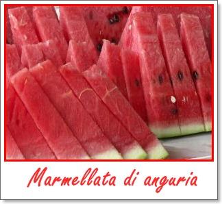 La Dispensa di Flabellina: marmellata d'anguria