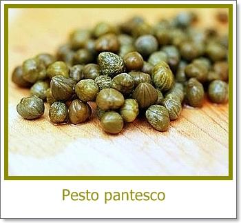 La Dispensa di Flabellina: Pesto pantesco