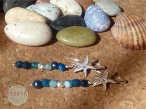 La foto del giorno: gli orecchini con stella marina di Materia