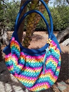 La foto del giorno: la borsa a crochet di Materia