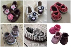 Come realizzare le scarpine da bebè a crochet