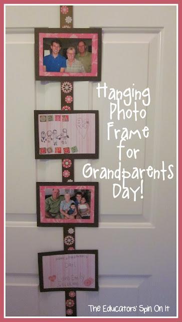 Popolare Lavoretti e idee regalo per la festa dei nonni RN88