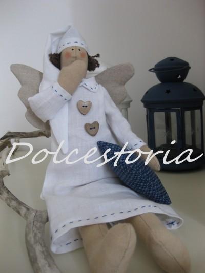 La foto del giorno: l'angelo di Fiorella