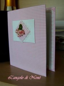 La foto del giorno: l'album porta foto di Antonella