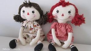 La foto del giorno: le bambole di Francesca