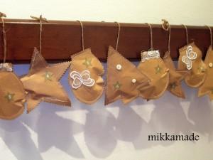 La foto del giorno: il calendario dell'avvento di Mikka