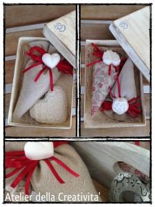 La foto del giorno: le confezioni regalo Natalizie di Liliam