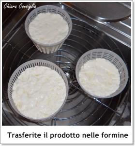 Come fare il formaggio primo sale : foto ricetta