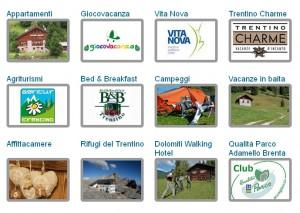 Come organizzare una splendida vacanza in Trentino