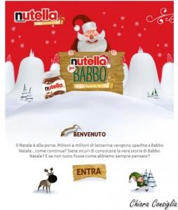 Scopri come vincere una fornitura gratuita di Nutella per un anno intero