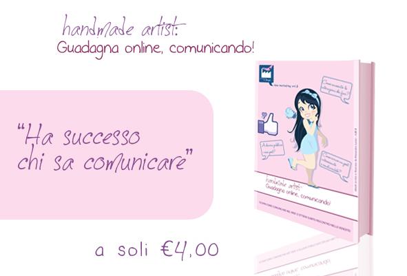 """La foto del giorno: l'ebook """"Guadagna on-line comunicando"""""""