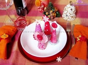 La foto del giorno: la tavola di Natale di Anna