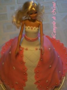 La foto del giorno: Barbie la principessa di zucchero di Antonella