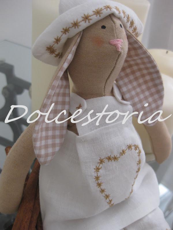 La foto del giorno: il coniglietto Tilda di Fiorella