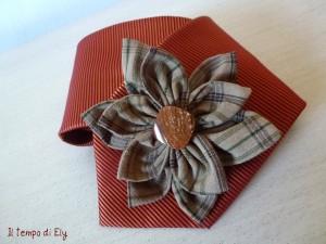 Trasformare una cravatta in una cintura e altre idee con le cravatte