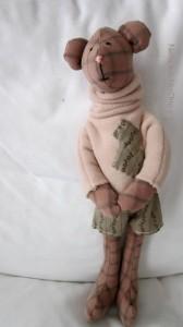 La foto del giorno: l'orsetta di Francesca
