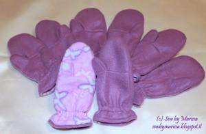 La foto del giorno: i guanti realizzati da Marissa