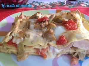 Il menù della settimana: pizzette, lasagne, uova al forno e taralli