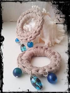 La foto del giorno: gli orecchini a crochet di Valentina